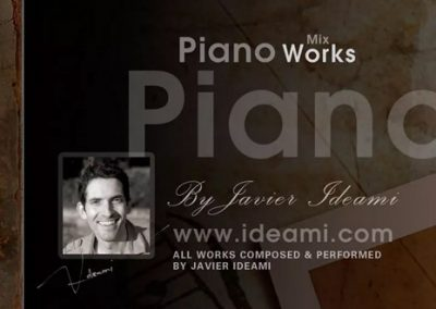 Piano works by Ideami