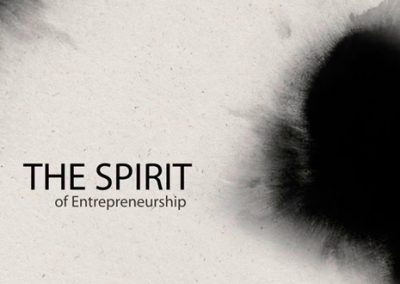 Spirit of Entrepreneurship