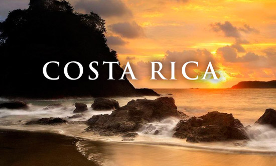 Costa Rica, Epicenter of Life