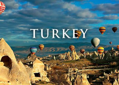 Turkey, Textures of Paradise