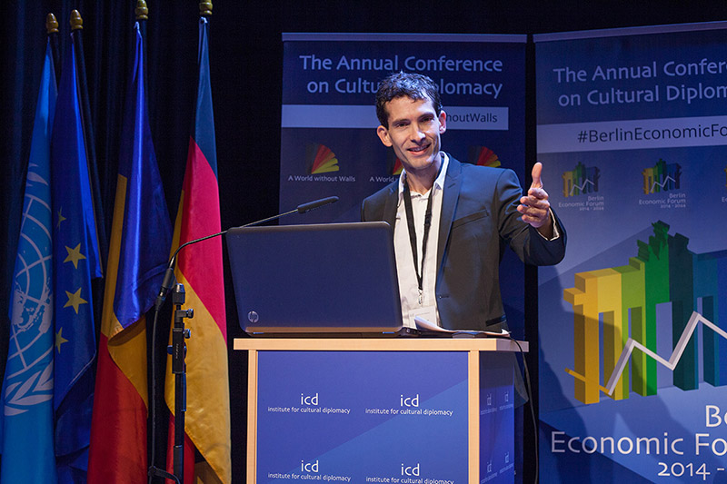 Ideami Speech at Berlin´s Conference