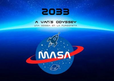 2033. A van's odyssey