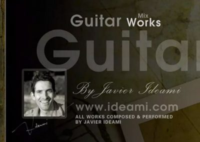 Guitar works by Ideami