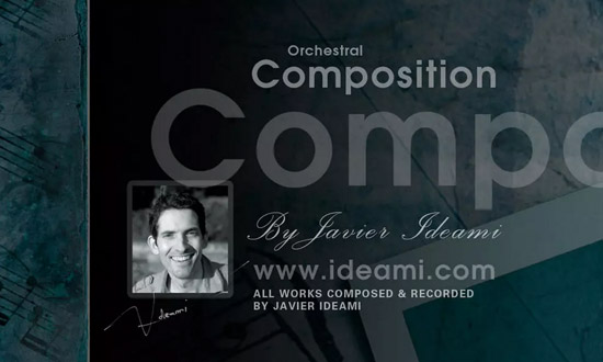 Orchestral composition by Ideami
