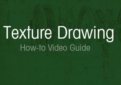 Texture Drawing Guide
